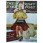 Saturday Evening Post Cover - Jack Alexander AA Story
